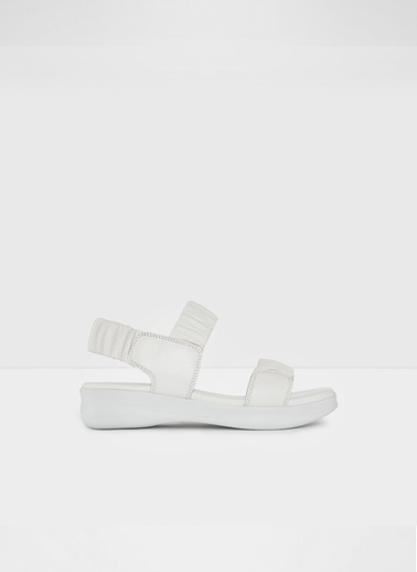Aldo Villach-Tr - Beyaz Kadin Sandalet Beyaz
